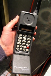 Cutting edge phones in Canada. Just kidding. (CC BY-NC 2.0, Flickr user bec.w)