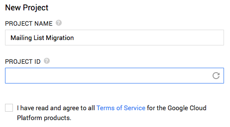 new-google-developer-project